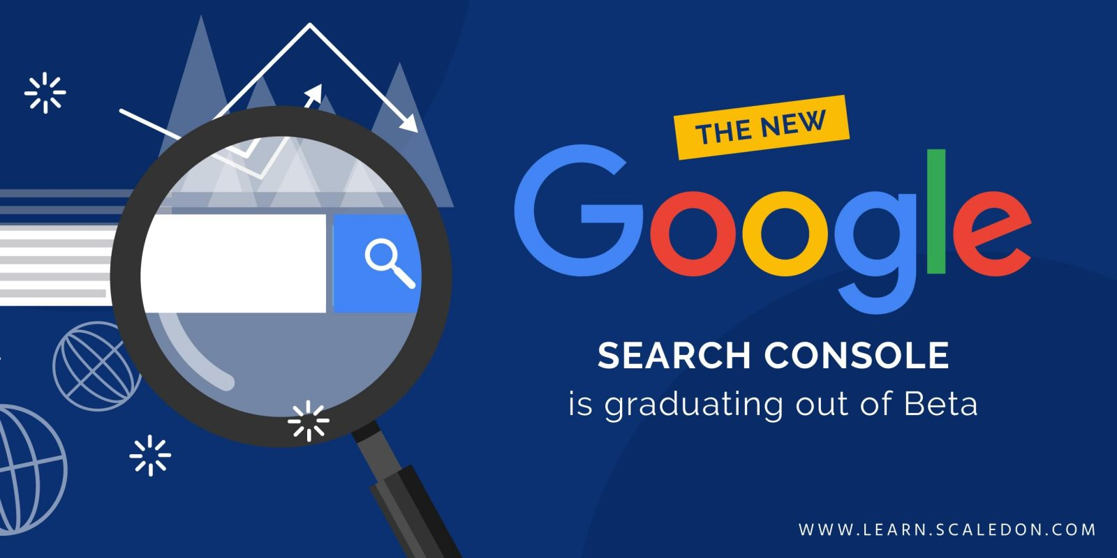The new Search Console is graduating out of Beta