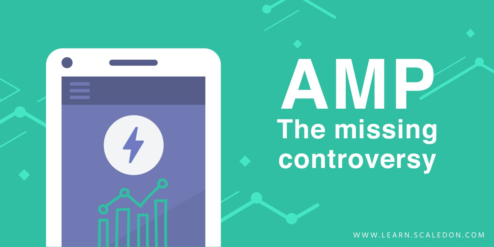 AMP The missing controversy