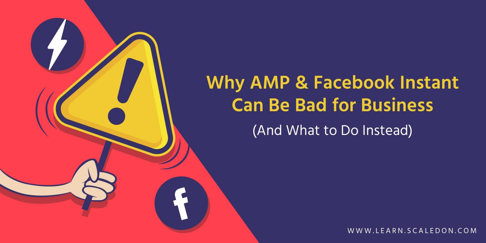 amp facebook instant can bad business instead